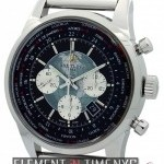 Breitling Chronograph Unitime Steel 46mm
