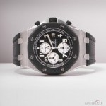 Audemars Piguet Royal oak off shore gommino nero