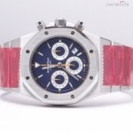 Audemars Piguet Royal oak chronograph blue and orange