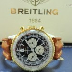 Breitling Navitimer Manual Vintage Black
