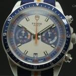 Tudor Heritage Chrono Blue M70330B-0001