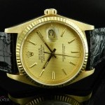 Rolex Date just ref16018 oro giallo