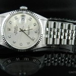 Rolex Date just 16234 indici brillanti