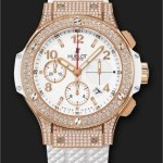 Hublot Big Bang White Gold Pav