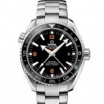 Omega Seamaster Planet Ocean Co-Axial  GMT  435 MM