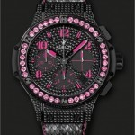 Hublot Big Bang Nero Fluo Rosa
