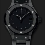 Hublot Fusion Classic All Black Bracciale
