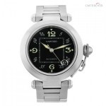 Cartier Pasha C W31043M7 Stainless Steel Automatic Unisex