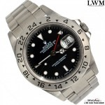 Rolex Explorer II 16570 black dial Full Set 2001