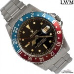 Rolex GMT Master 1675 PCG Chapter Ring Exclamatio