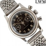 Rolex Chronograph 3481 Piccolino Antimagnetic blac