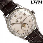 Anonimo OMEGA  Cosmic Triple Calendar 2471-1 Moonphase 194